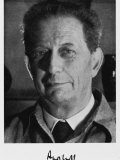 Andre Lwoff, French Scientist, Photographic Print