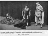Il Trovatore, Act IV Scene III: To Avoid Marrying the Count Leonora Takes Poison Photographic Print