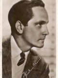 Fredric March American Actor of Stage and Screen Photographic Print