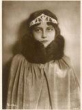 Agnes Esterhazy (Countess) Actress in 1926 Photographic Print