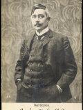 Maurice Maeterlinck Belgian Poet Dramatist and Essayist Photographic Print