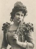Nellie Melba Reproduction photographique