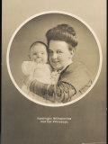 Wilhelmina Queen of Holland Reigned 1890-1948 Photographic Print