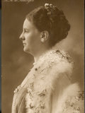 Wilhelmina Queen of Holland Reigned 1890-1948, She Abdicated in Favour of Her Daughter Juliana Photographic Print