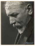 Luigi Pirandello, Italian Novelist and Playwright Photographic Print