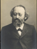 Max Karl August Bruch German Composer Photographic Print