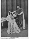 Il Trovatore Act 3 Scene 2 in the Fortress of Castellor Manrico and Leonora are Alone at Last Photographic Print