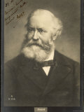 Charles Gounod French Musician and Composer Photographic Print