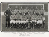 Everton F.C. Team, 1905-6 Photographic Print