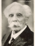 Gabriel Faure, French Musician Photographic Print
