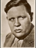 Charles Laughton English Character Actor of Stage and Film Photographic Print