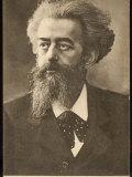 Josephin Peladan French Writer Occultist and Eccentric Photographic Print