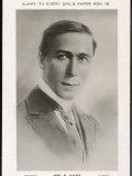 William S Hart American Silent Film Actor Photographic Print