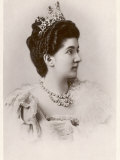 Elena Queen of Italy Wife of Vittorio Emmanuele III Daughter of Nicolas I King of Montenegro Photographic Print