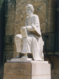 Ibn Rushd, known in the West as Averroes, Spanish-Islamic Philospher Photographic Print