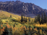 Autumn at San Miguel Mts, Durango, CO Photographic Print by Ernest Manewal