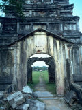 Architecture, Imperial City, Hue, Vietnam Photographic Print by Shmuel Thaler