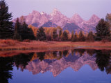 Moran Landing, Teton National Park, Wy Photographic Print by Stuart Westmorland