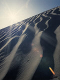 Patterns in Sand Dune Photographic Print by Doug Page