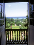 View from Upper Level of Mansion, Bermuda Photographic Print by Barry Winiker