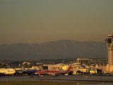 Los Angeles International Airport, CA Photographic Print by Gary Conner