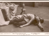 Phyllis Neilson-Terry as Juliet and Vernon Steel as Romeo in the Dramatic Climax Photographic Print