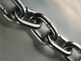 Close-up of Linked Chain Photographie par Ernie Friedlander