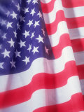 USA Flag Photographic Print by Kevin Kuenster