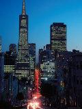 Transamerica Building, San Francisco, CA Photographic Print by Mark Gibson