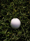 Golf Ball Photographic Print by Howard Sokol