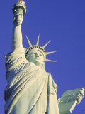 Close-up of Statue of Liberty Photographic Print by Don Romero