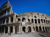 The Colosseum in Rome - Italy Photographic Print by Mark Polott