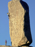 Rock Climbing Photographic Print by Greg Epperson