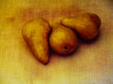 Three Pears Photographic Print by Kevin Kuenster