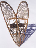 Snowshoes and Shadows, Breckenridge, CO Photographic Print by Bob Winsett