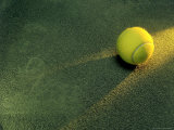 Tennis Still-Life Photographic Print by Frank Cruz