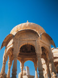 Marble Cenotaph, Rajasthan, India Photographic Print by Lauree Feldman
