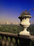 Castillo Chapultepec Balcony, Mexico City, Mexico Photographic Print by Walter Bibikow