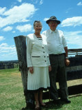 Outdoor Portrait of Mature Couple, Australia Photographic Print by Fabrizio Cacciatore