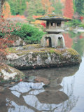 Japanese Tea Garden, WA Photographic Print by Jim Corwin