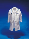Lab Coat Photographic Print by Michelle Joyce