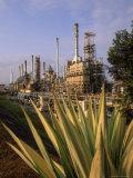 Debottlenecking Plant, Cilacap, Indonesia Photographic Print by Lonnie Duka