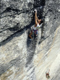 Rock Climbers, Tuolumne Meadows, CA Photographic Print by Greg Epperson