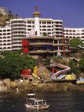 Magico Mundo Marino Park, Acapulco, Mexico Photographic Print by Walter Bibikow
