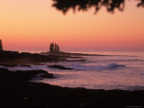 Sunrise, Tall Ship Island, East Boothbay, ME Photographic Print by Ed Langan