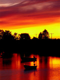 Sunset, New Castle Island, NH Photographic Print by Dan Gair