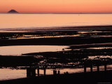 Sunset Over Kachemak Bay, Alaska Photographic Print by D. Robert Franz