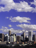 Skyline, Denver, CO Photographic Print by Tom Dietrich