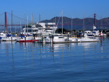 Boats in Marina, San Francisco, CA Photographic Print by Daniel McGarrah