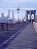 New York City Bridge Photographic Print by David Marshall